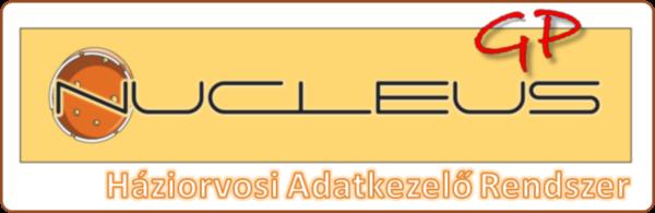 Nucleus GP Háziorvosi Adatkezelő Rendszer